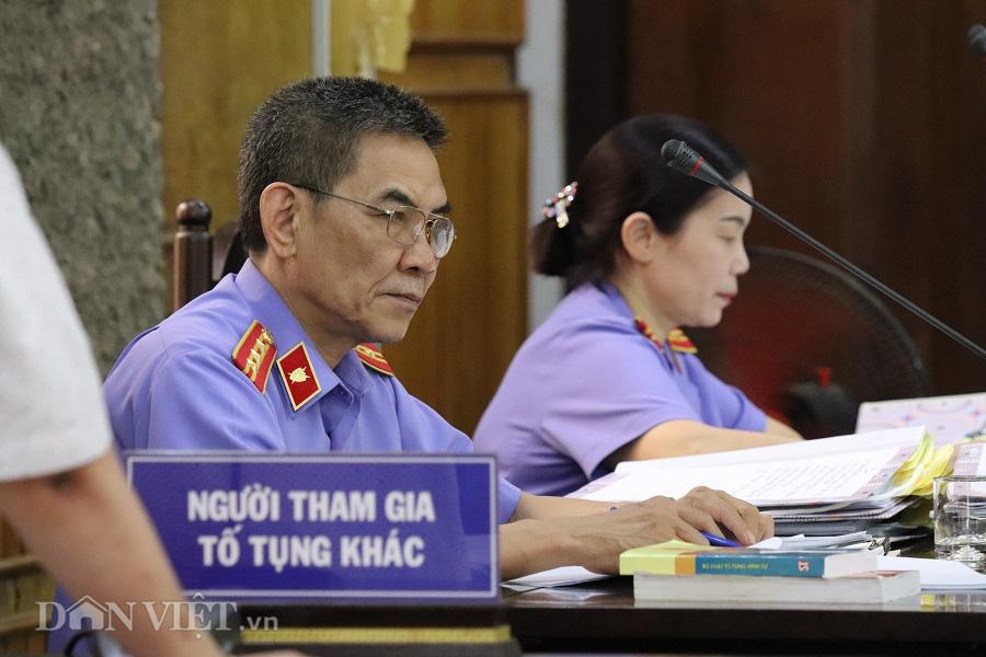 Bị cáo Trần Xuân Yến: Tôi bị ép cung - Ảnh 1.