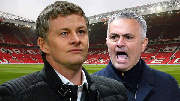 Mourinho phàn nàn với Solskjaer khi trở lại Old Trafford