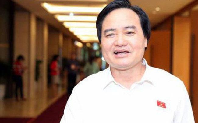 Bộ trưởng GD-ĐT Phùng Xuân Nhạ nói gì việc Chủ tịch tỉnh kiêm Hiệu trưởng? - Ảnh 1.