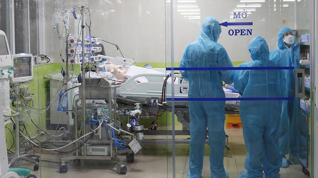 Covid-19: Bệnh nhân 91 ngừng lọc máu liên tục - Ảnh 1.