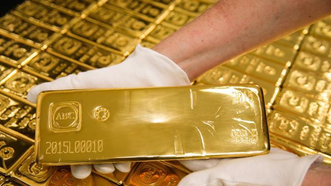 Giá vàng hôm nay 24/5, Mỹ-Trung căng thẳng, vàng vững giá - Ảnh 1.