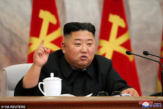 Kim Jong Un tái xuất sau 20 ngày, thảo luận về năng lực hạt nhân Triều Tiên - Ảnh 1.