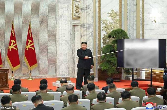 Kim Jong Un tái xuất sau 20 ngày, thảo luận về năng lực hạt nhân Triều Tiên - Ảnh 2.