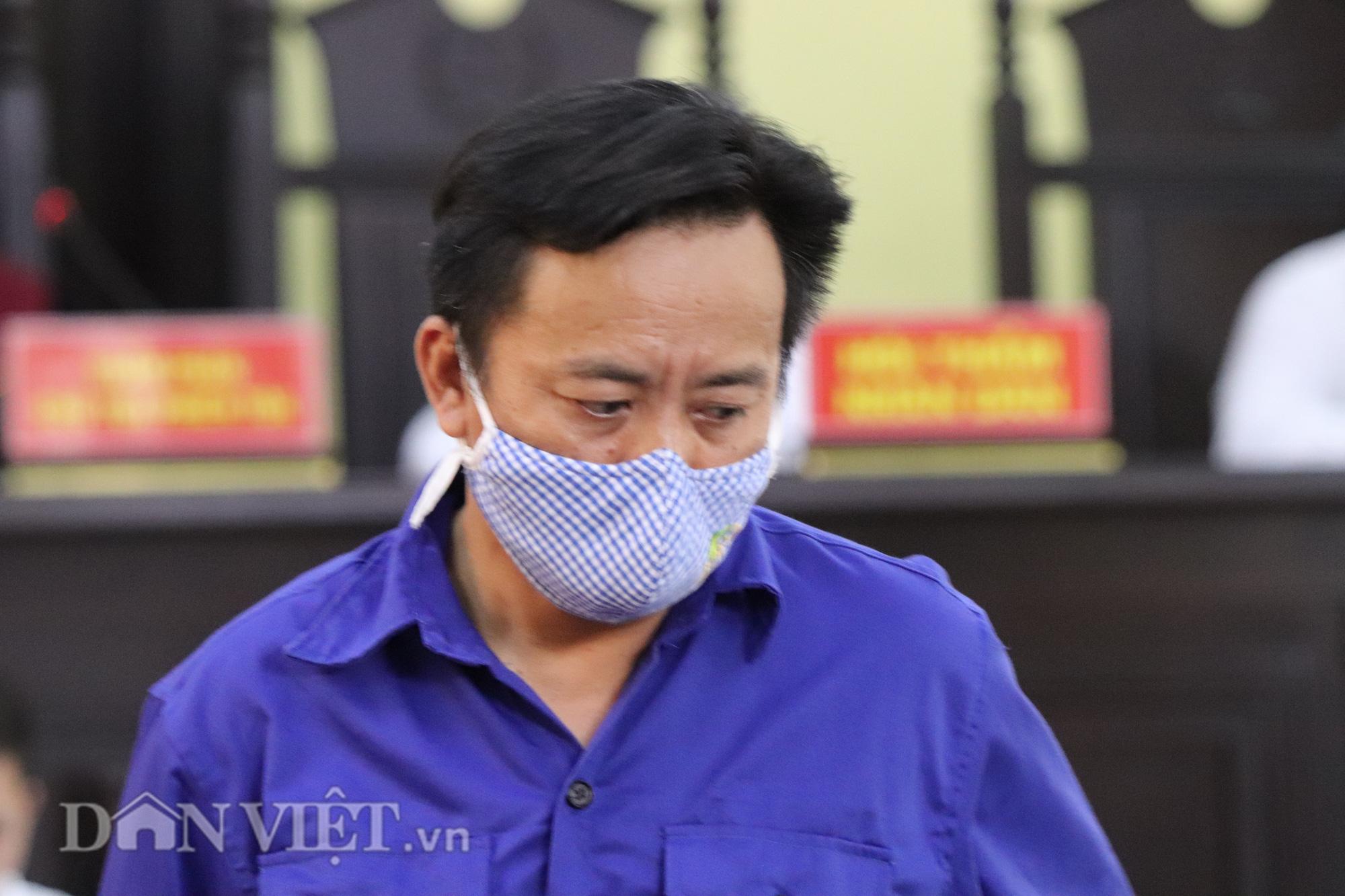 Xử vụ án gian lận thi cử Sơn La: VKS đề nghị mức án cao nhất 25 năm tù - Ảnh 4.