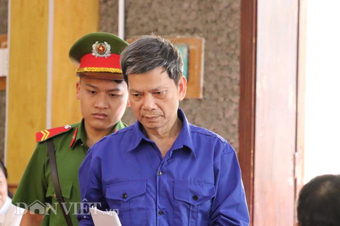 Xử vụ án gian lận thi cử Sơn La: VKS đề nghị mức án cao nhất 25 năm tù - Ảnh 11.