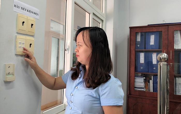 Đắk Nông: Chung tay tiết kiệm điện mùa nắng nóng - Ảnh 3.