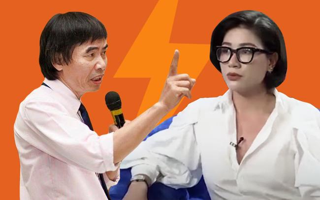 """Trang Trần từng nảy sinh mâu thuẫn với vợ Xuân Bắc vì phát ngôn """"chân dài não ngắn"""" - Ảnh 1."""