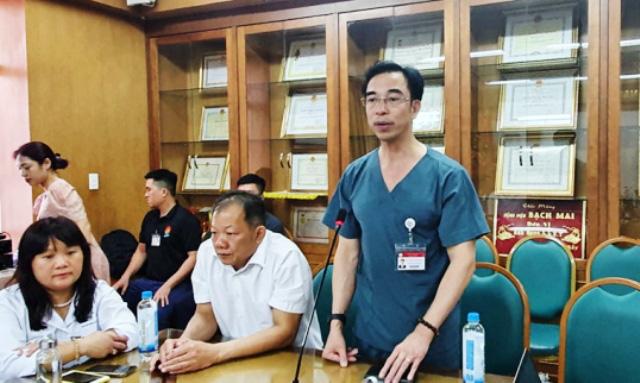 Thực hiện tự chủ hoàn toàn, Bệnh viện Bạch Mai giải thể nhiều dịch vụ  - Ảnh 1.