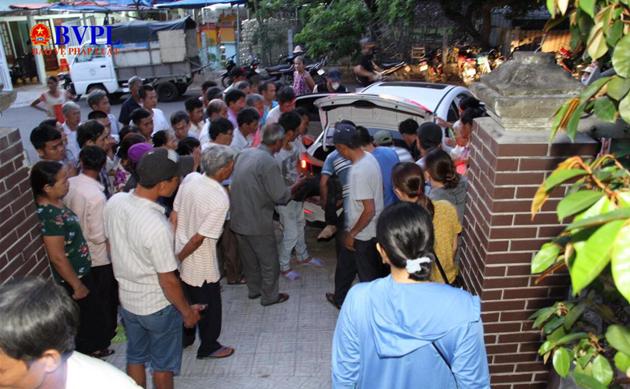 Điều tra vụ di chuyển bí mật thi thể công nhân tử nạn ở Đà Nẵng về Huế - Ảnh 1.