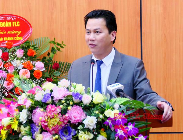 Ký kết khung hợp tác chiến lược giữa tỉnh Hà Giang với Ngân hàng thế giới - Ảnh 3.