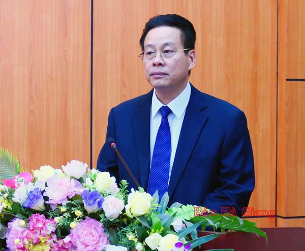 Ký kết khung hợp tác chiến lược giữa tỉnh Hà Giang với Ngân hàng thế giới - Ảnh 4.