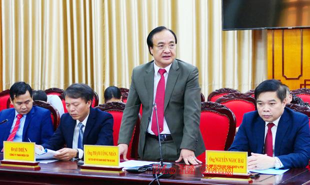 Ký kết khung hợp tác chiến lược giữa tỉnh Hà Giang với Ngân hàng thế giới - Ảnh 6.
