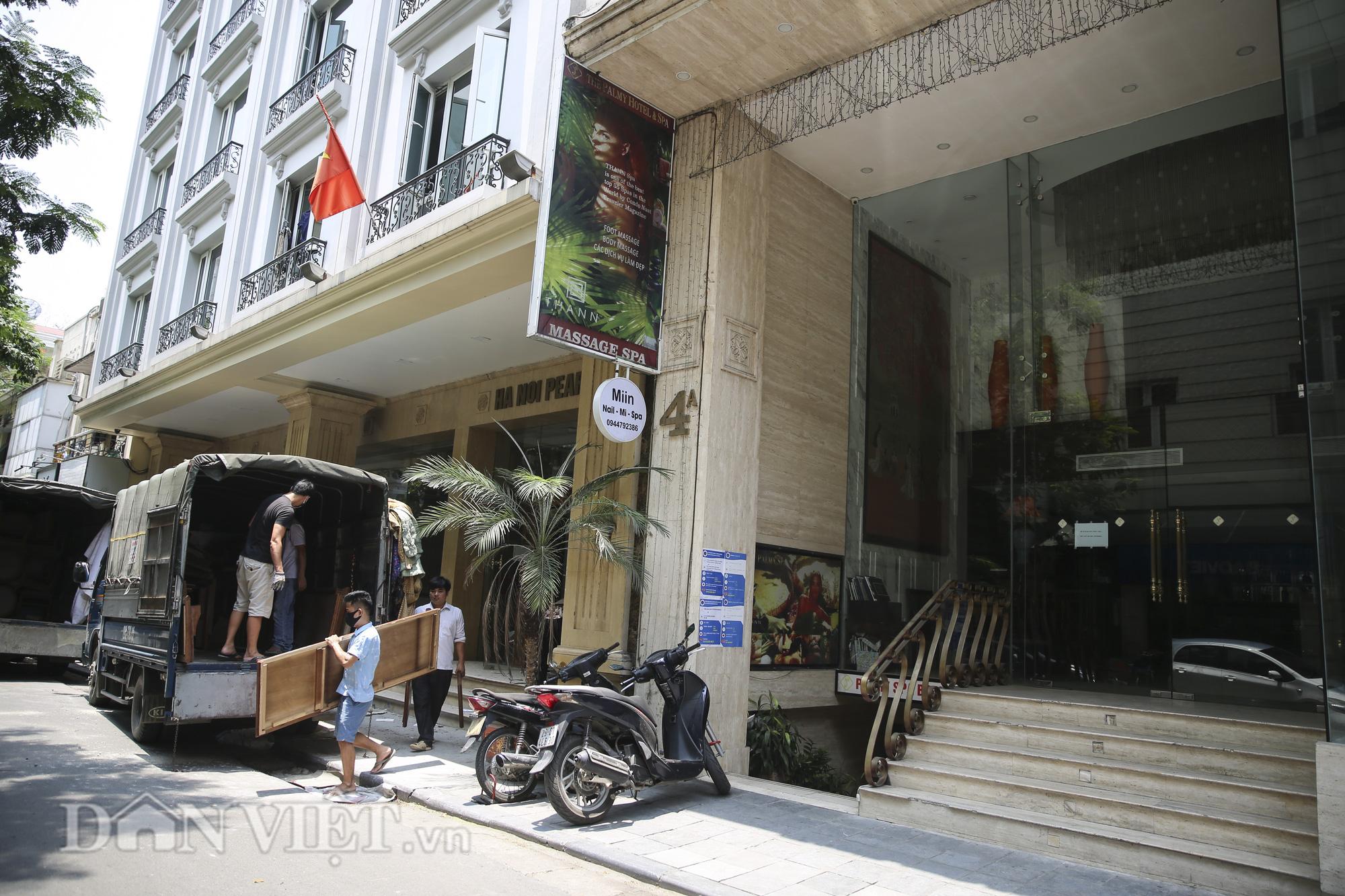 Nhiều khách sạn tại Hà Nội chưa thể mở cửa sau dịch Covid-19 - Ảnh 10.