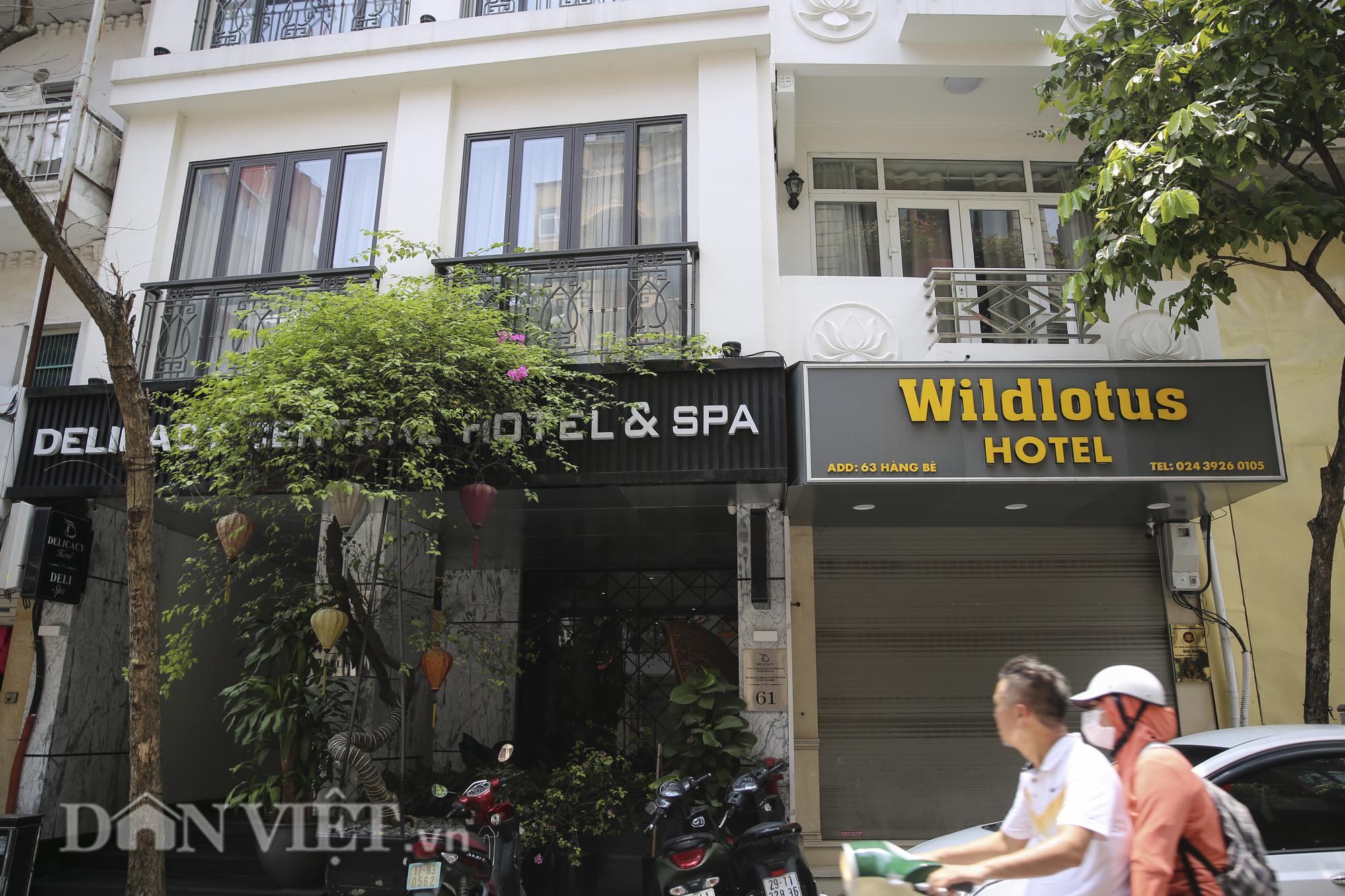 Nhiều khách sạn tại Hà Nội chưa thể mở cửa sau dịch Covid-19 - Ảnh 5.