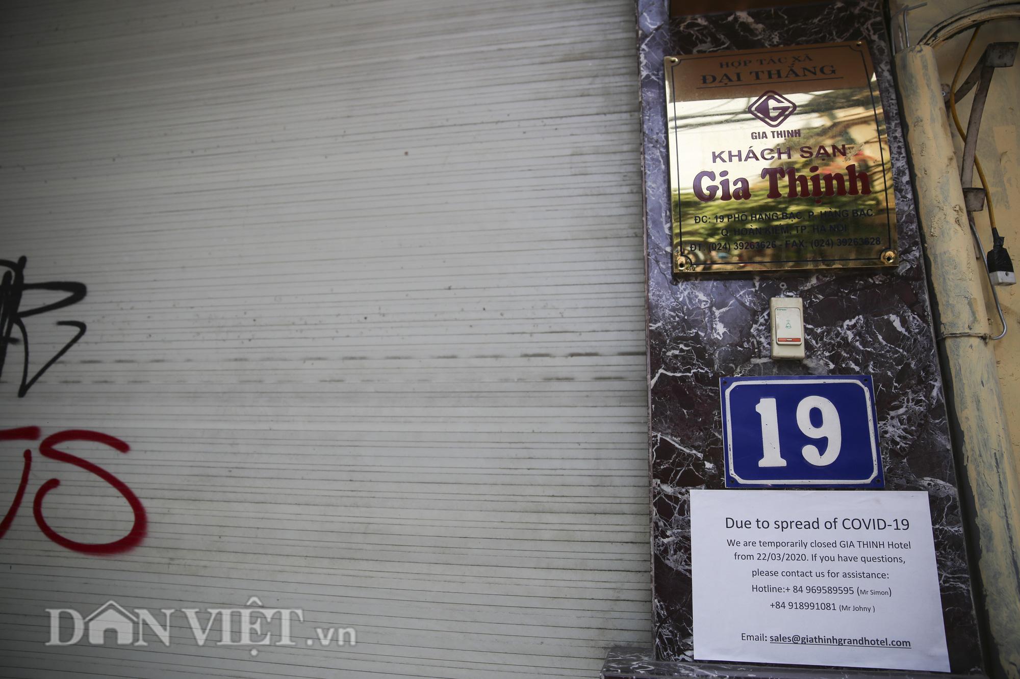 Nhiều khách sạn tại Hà Nội chưa thể mở cửa sau dịch Covid-19 - Ảnh 6.