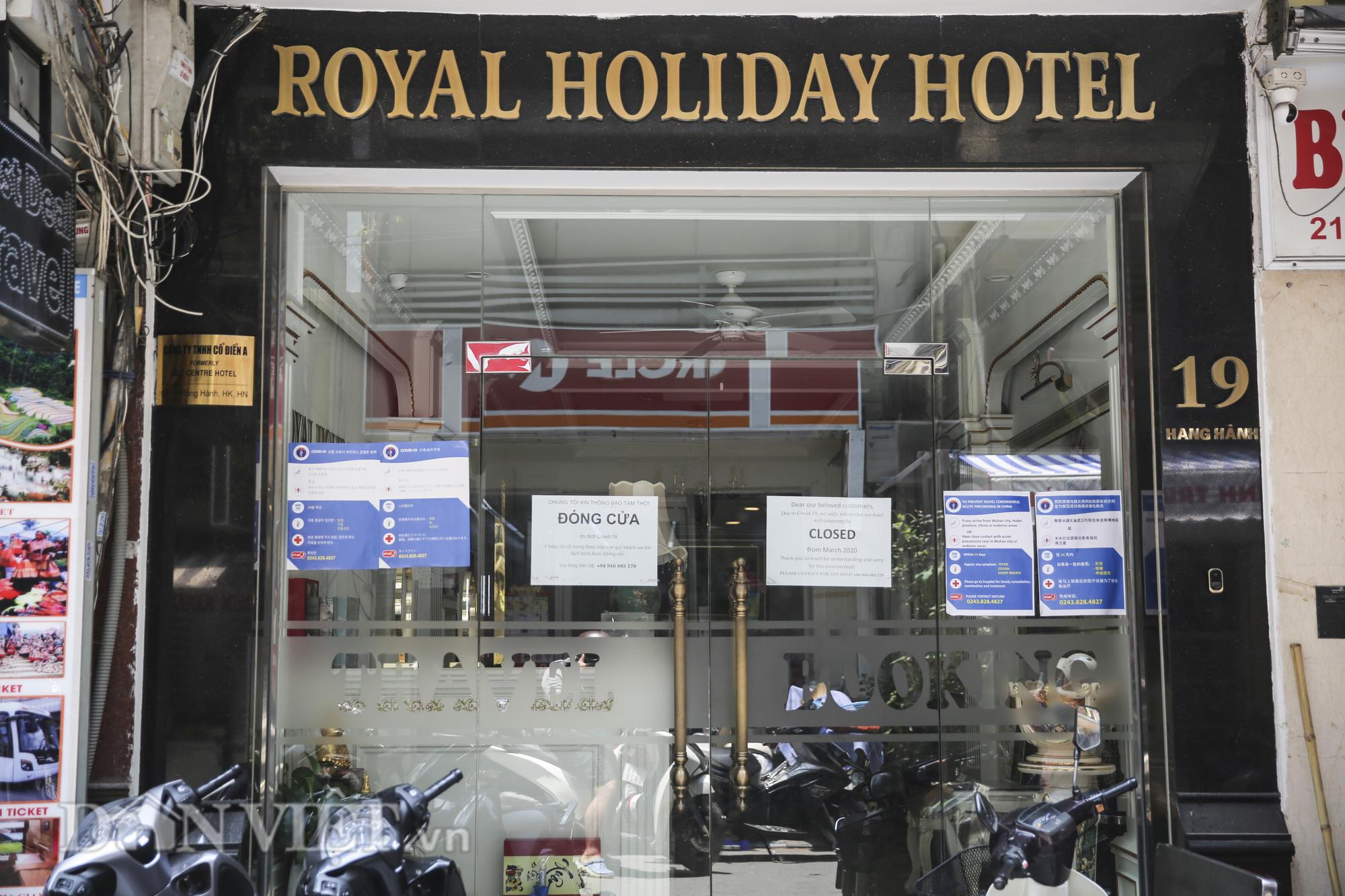 Nhiều khách sạn tại Hà Nội chưa thể mở cửa sau dịch Covid-19 - Ảnh 9.