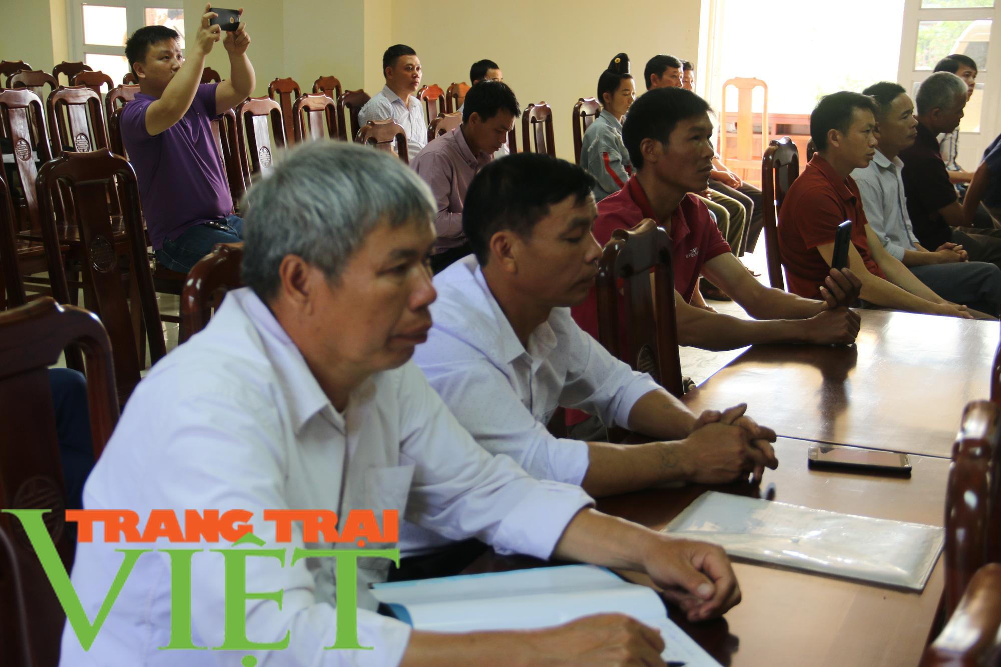 Hội Nông dân Sơn La: Tập huấn đào tạo nông dân thành Tập huấn viên - Ảnh 4.