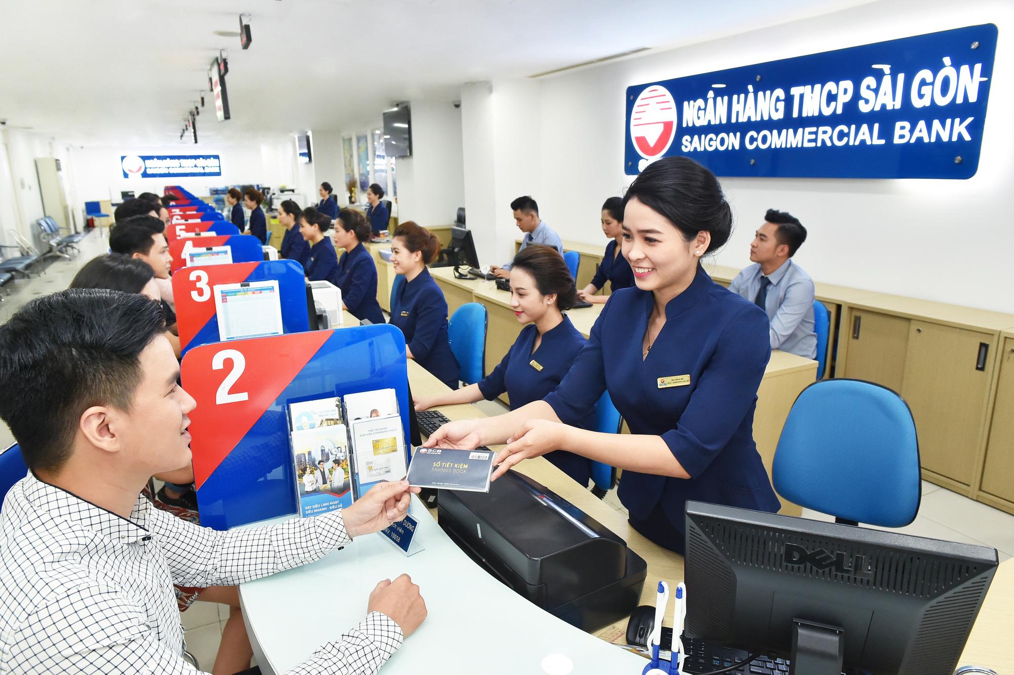 """SCB triển khai sản phẩm mới """"Tiết kiệm phát lộc tài"""" - Ảnh 2."""