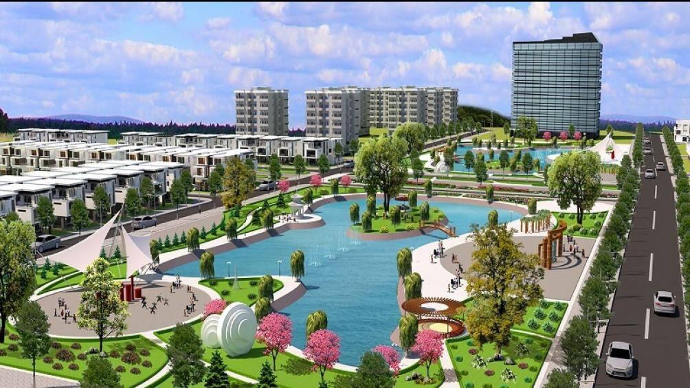 Chưa được giao đất, chủ đầu tư dự án Canary City đã ký hợp đồng 'bán nhà trong tương lai'  - Ảnh 2.