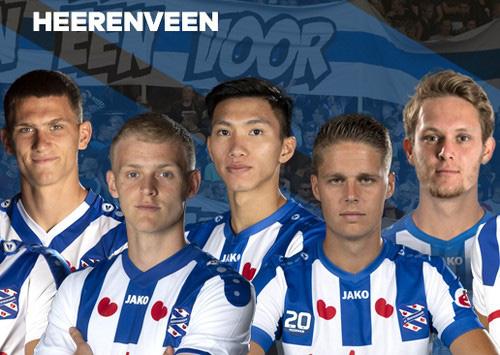 Đoàn Văn Hậu khiến SC Heerenveen mừng vui ra mặt - Ảnh 1.