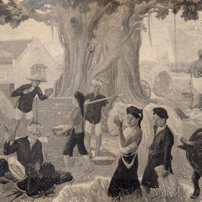 Kể chuyện làng: Giấc mơ làng và bát cơm mắm cáy - Ảnh 1.