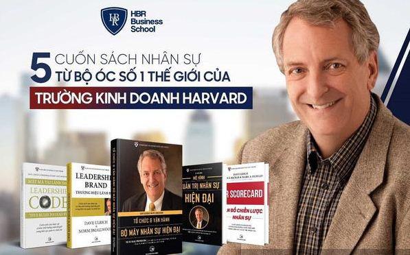 Tony Dzung – Người đưa tri thức của bộ óc số 1 thế giới về nhân sự, GS Dave Ulrich tới Việt Nam - Ảnh 1.