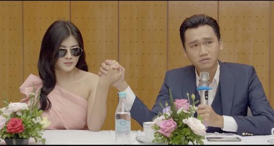 """""""Nhà trọ Balanha"""" tập 30 - Lộ clip nóng, Bách công khai yêu Kim - Ảnh 2."""