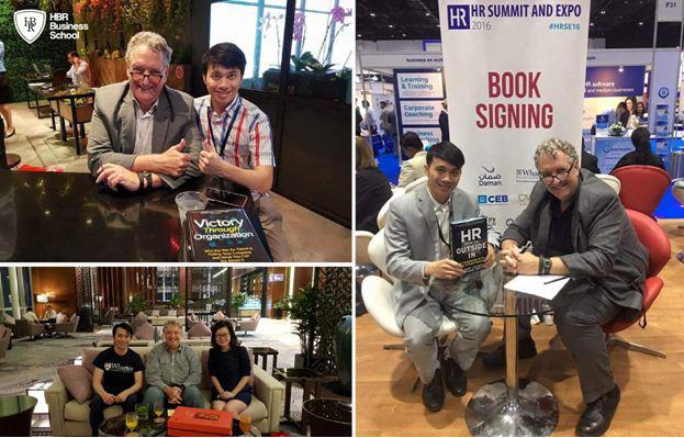Tony Dzung – Người đưa tri thức của bộ óc số 1 thế giới về nhân sự, GS Dave Ulrich tới Việt Nam - Ảnh 2.