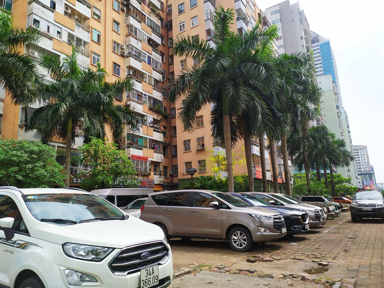 Cận cảnh khu đất công Handico 'hô biến' từ dự án bãi đỗ xe thành chung cư - Ảnh 7.