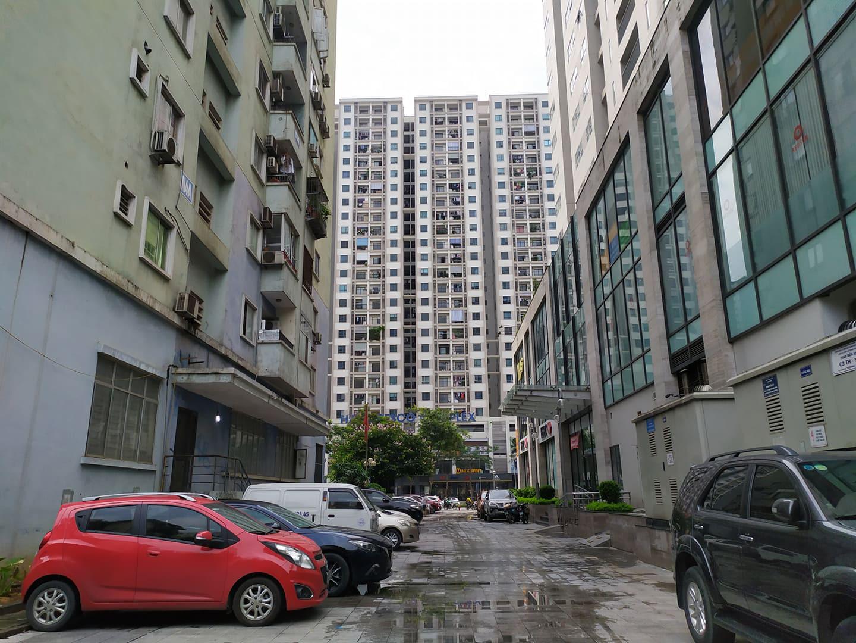 Cận cảnh khu đất công Handico 'hô biến' từ dự án bãi đỗ xe thành chung cư - Ảnh 8.