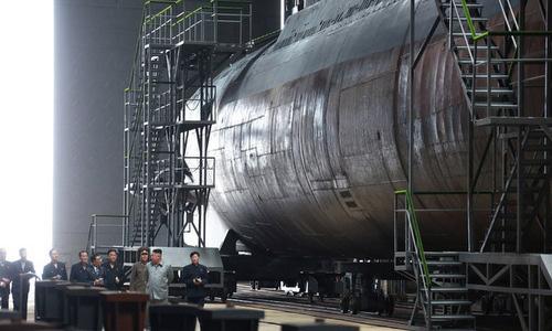 Vũ khí có thể giúp Triều Tiên tăng răn đe hạt nhân - Ảnh 1.
