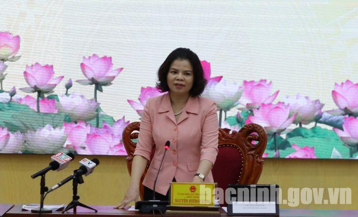 Vụ Tenma hối lộ 5,4 tỷ đồng: Chủ tịch UBND tỉnh Bắc Ninh làm việc với Công an, thuế, hải quan chỉ đạo làm rõ - Ảnh 1.