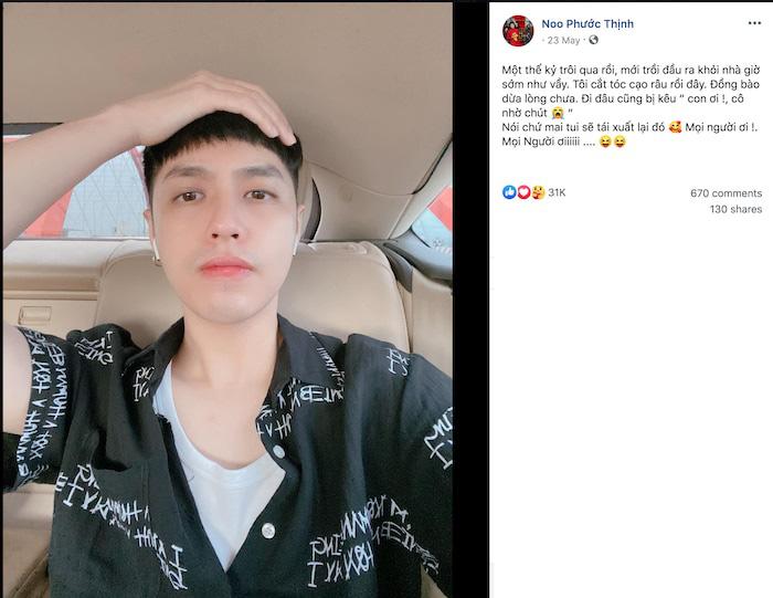 """Noo Phước Thịnh comeback với hình tượng soái ca, phong độ """"đốn tim"""" fan nữ - Ảnh 2."""