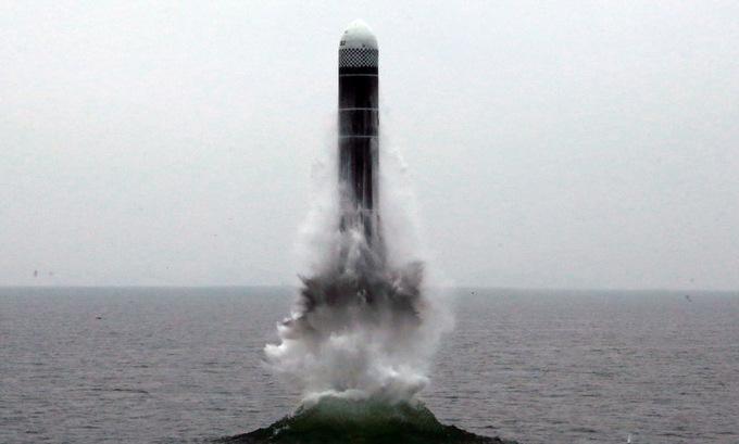 Vũ khí có thể giúp Triều Tiên tăng răn đe hạt nhân - Ảnh 2.