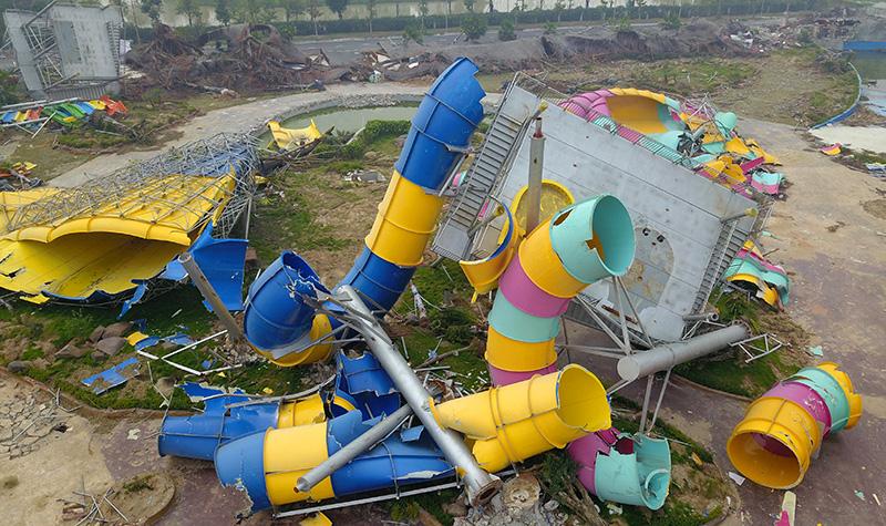 Vụ cưỡng chế công viên nước Thanh Hà thiệt hại bao nhiêu tỷ đồng? - Ảnh 2.