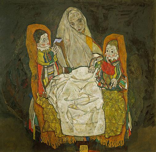 """Chiêm ngưỡng kiệt tác hội họa trăm năm tại triển lãm số """"Hình ảnh và khoảng cách""""   - Ảnh 3."""