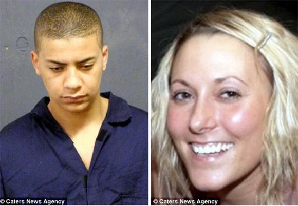 Cuồng ghen, nam thanh niên đâm bạn gái 83 nhát rồi gọi mẹ đến - Ảnh 1.