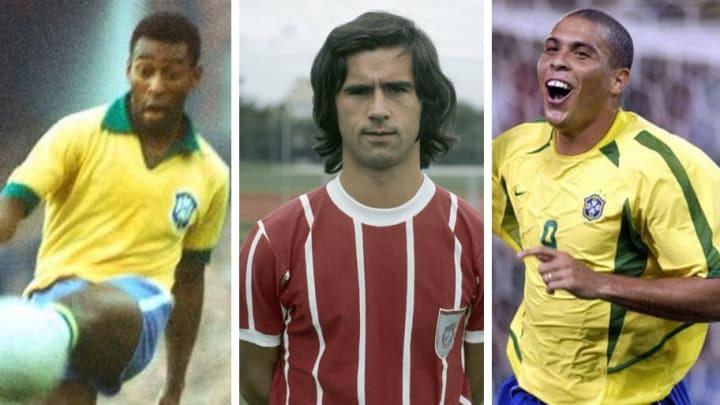 5 chân sút ghi nhiều bàn nhất lịch sử World Cup: Pele số 5, ai số 1? - Ảnh 1.