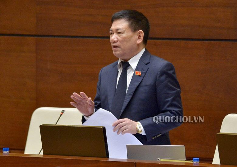 Tổng KTNN Hồ Đức Phớc: 2 vụ việc đã báo cáo Thủ tướng chỉ đạo Bộ Công an điều tra - Ảnh 1.