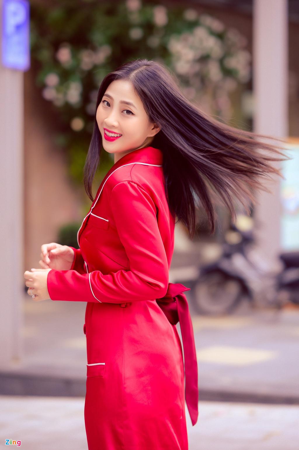 MC Lieu Ha Trinh: 'Toi va ban trai Tay quen nhau qua app hen ho' hinh anh 5 NGUYEN_BA_NGOC_ZING_8945.jpg