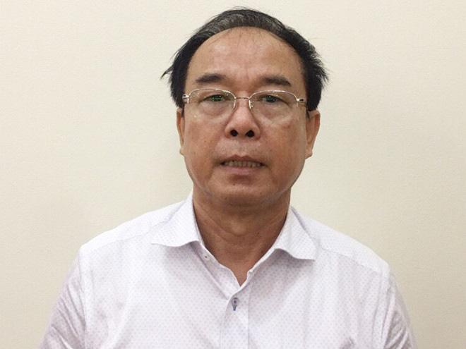 Tiếp tục trả hồ sơ vụ án liên quan cựu Phó chủ tịch TP.HCM Nguyễn Thành Tài - Ảnh 1.