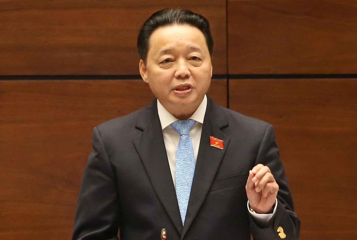 """Bộ trưởng Trần Hồng Hà: Ai phát hiện người nước ngoài được cấp quyền sử dụng đất, báo tôi xử lý"""" - Ảnh 1."""