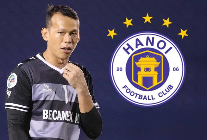 Thủ môn tai tiếng Bùi Tấn Trường bất ngờ đầu quân cho Hà Nội FC - Ảnh 1.