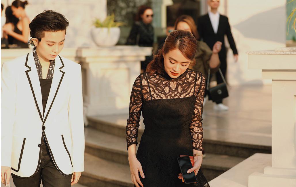 """""""Phớt lờ"""" ồn ào với Gil Lê, Hoàng Thùy Linh mặc bikini quyến rũ khoe dáng đẹp như tranh - Ảnh 9."""