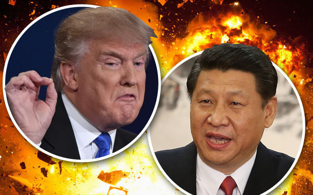"""Giới đầu tư nơm nớp lo Mỹ, Trung Quốc so găng trên """"chiến trường mới"""""""