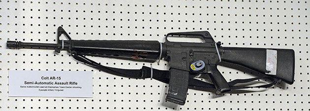 """Tiết lộ sức tàn phá của """"súng trường thảm sát"""" Mỹ - Ảnh 2."""