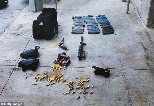 """Tiết lộ sức tàn phá của """"súng trường thảm sát"""" Mỹ - Ảnh 7."""