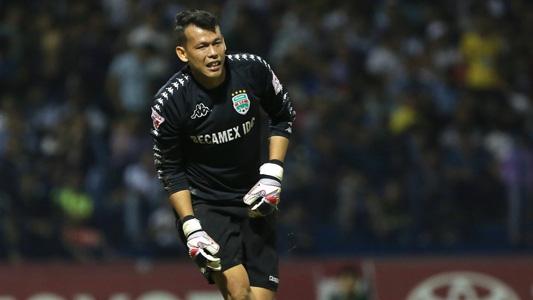 Thủ môn Bùi Tấn Trường sẽ cập bến Hà Nội FC với bản hợp đồng có thời hạn 1 năm.