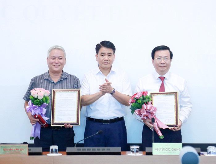 Hà Nội bổ nhiệm ông Võ Nguyên Phong làm Giám đốc Sở Xây dựng - Ảnh 1.