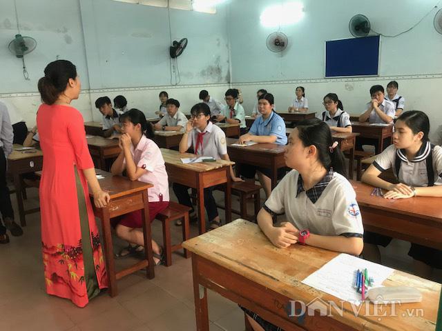 TP.HCM: Giáo viên được chi thu nhập tăng thêm trong thời gian phòng chống dịch Covid-19 - Ảnh 1.